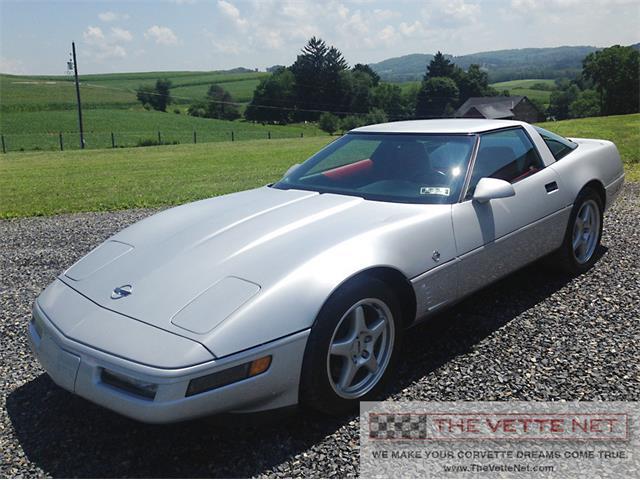 1996 Chevrolet Corvette (CC-879307) for sale in Sarasota, Florida