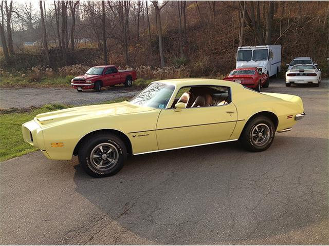 1973 Pontiac Firebird Formula (CC-881124) for sale in Dundas, Ontario