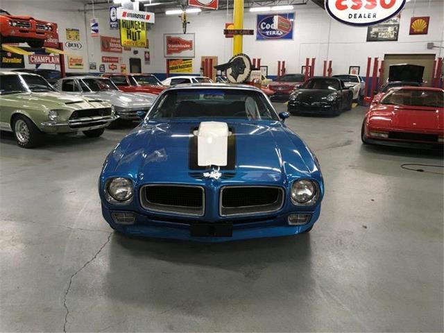 1971 Pontiac Firebird Trans Am (CC-881125) for sale in Dundas, Ontario