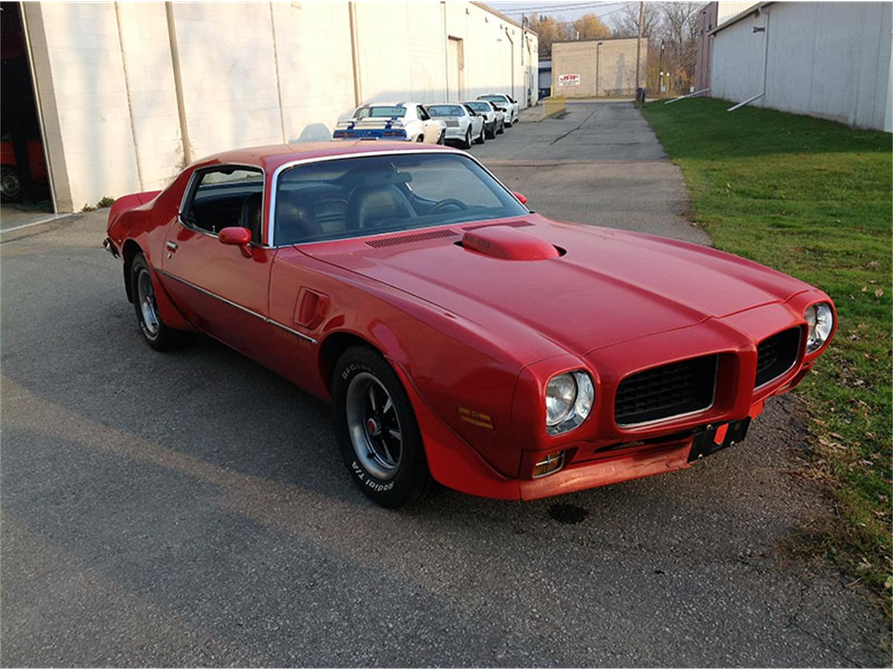 1973 Pontiac Firebird Trans Am (CC-881140) for sale in Dundas, Ontario