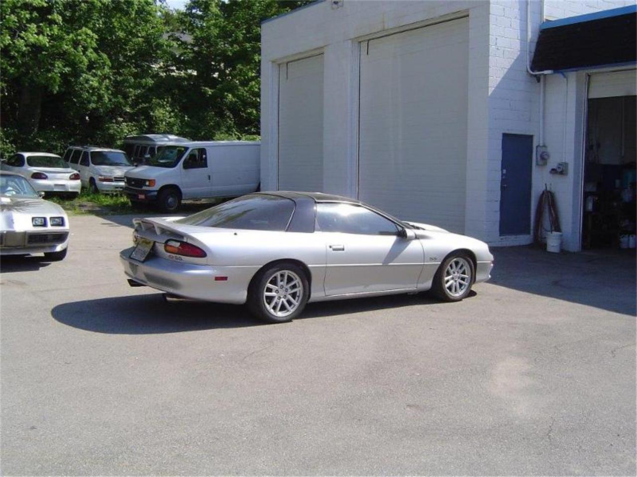 2002 Chevrolet Camaro (CC-881147) for sale in Dundas, Ontario