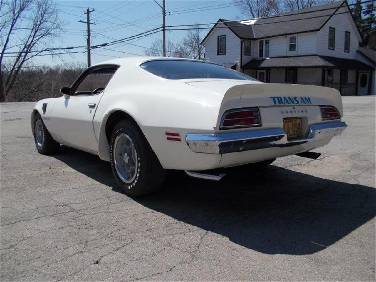 1973 Pontiac Firebird Trans Am (CC-881148) for sale in Dundas, Ontario