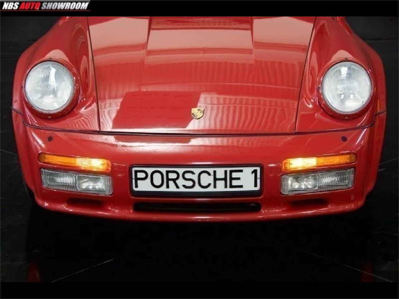 1987 Porsche 911 (CC-881216) for sale in Milpitas, California