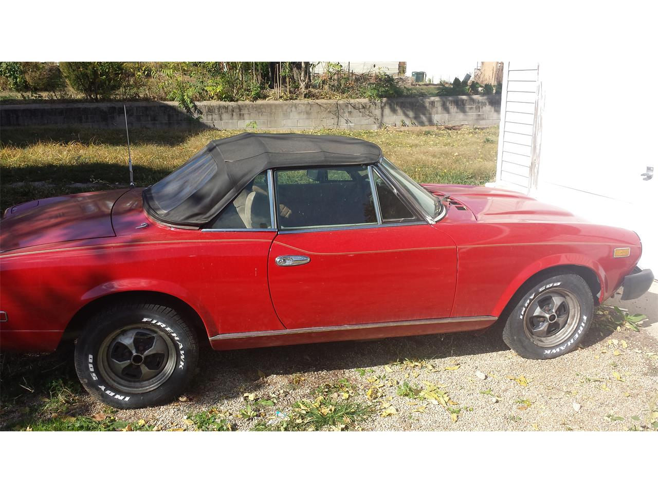 1979 Fiat Spider (CC-881514) for sale in Decatur, Illinois