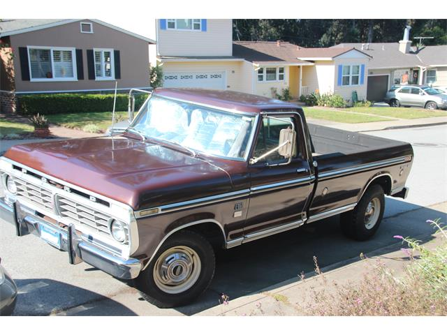1974 Ford F350 (CC-881755) for sale in San Mateo, California