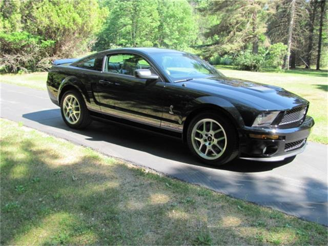 2007 Shelby GT500 (CC-882127) for sale in Davison, Michigan
