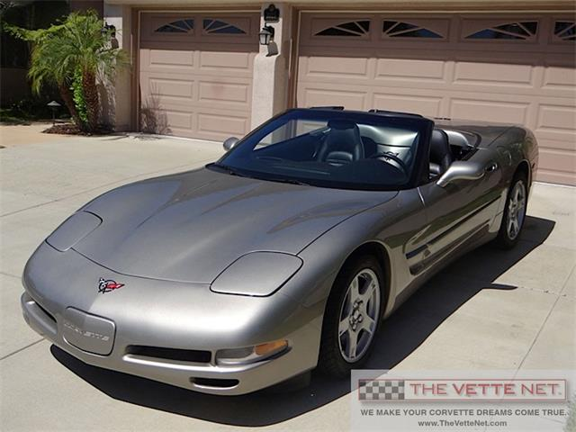 1998 Chevrolet Corvette (CC-882241) for sale in Sarasota, Florida