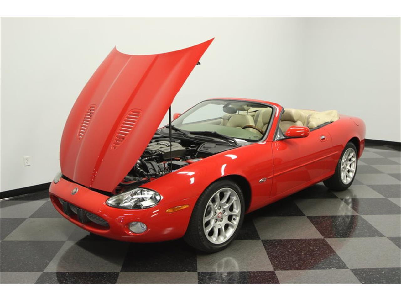 2002 Jaguar XKR for Sale   ClassicCars.com   CC-882755