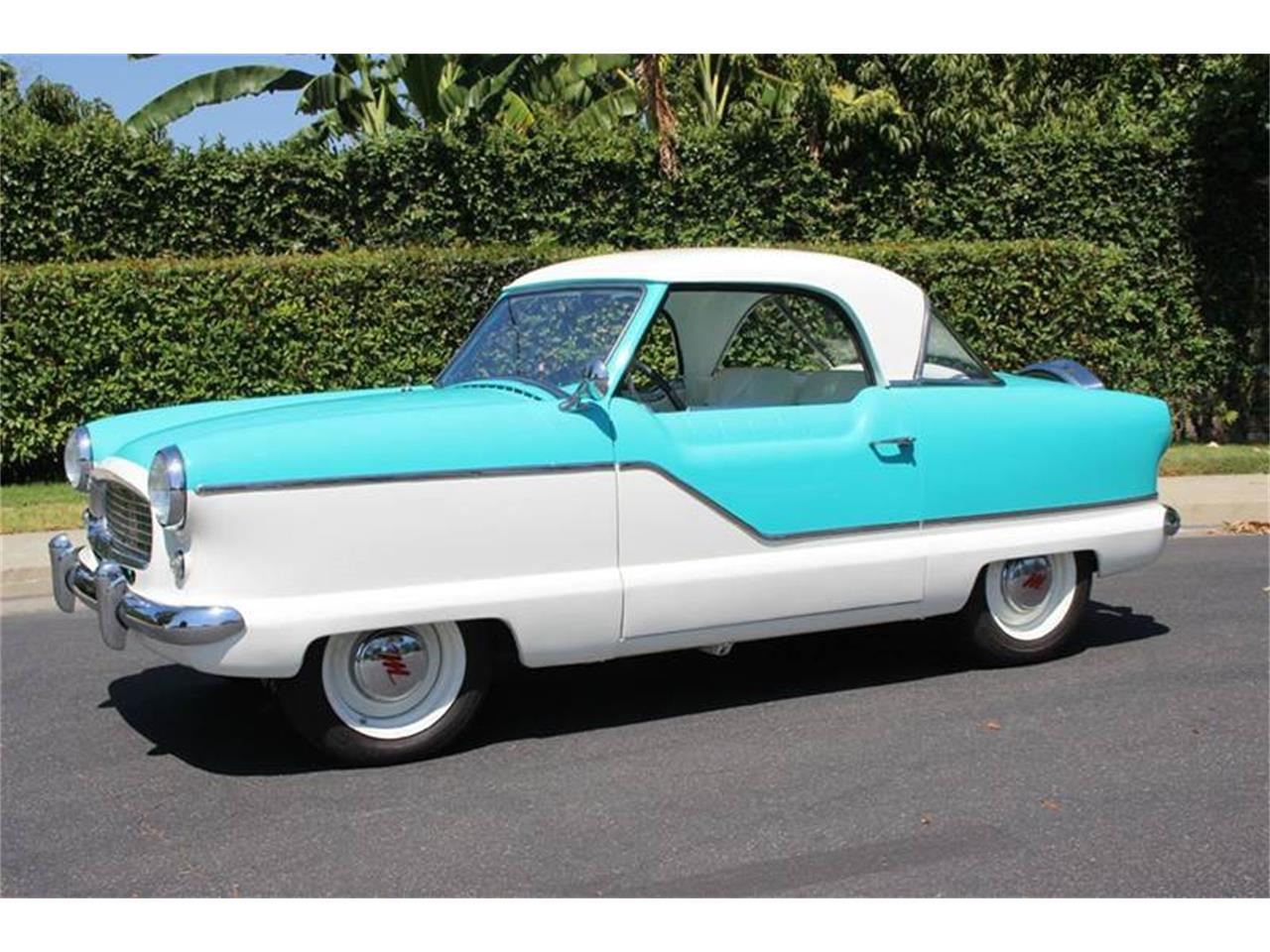 1957 Nash Metropolitan for Sale | ClassicCars.com | CC-884170