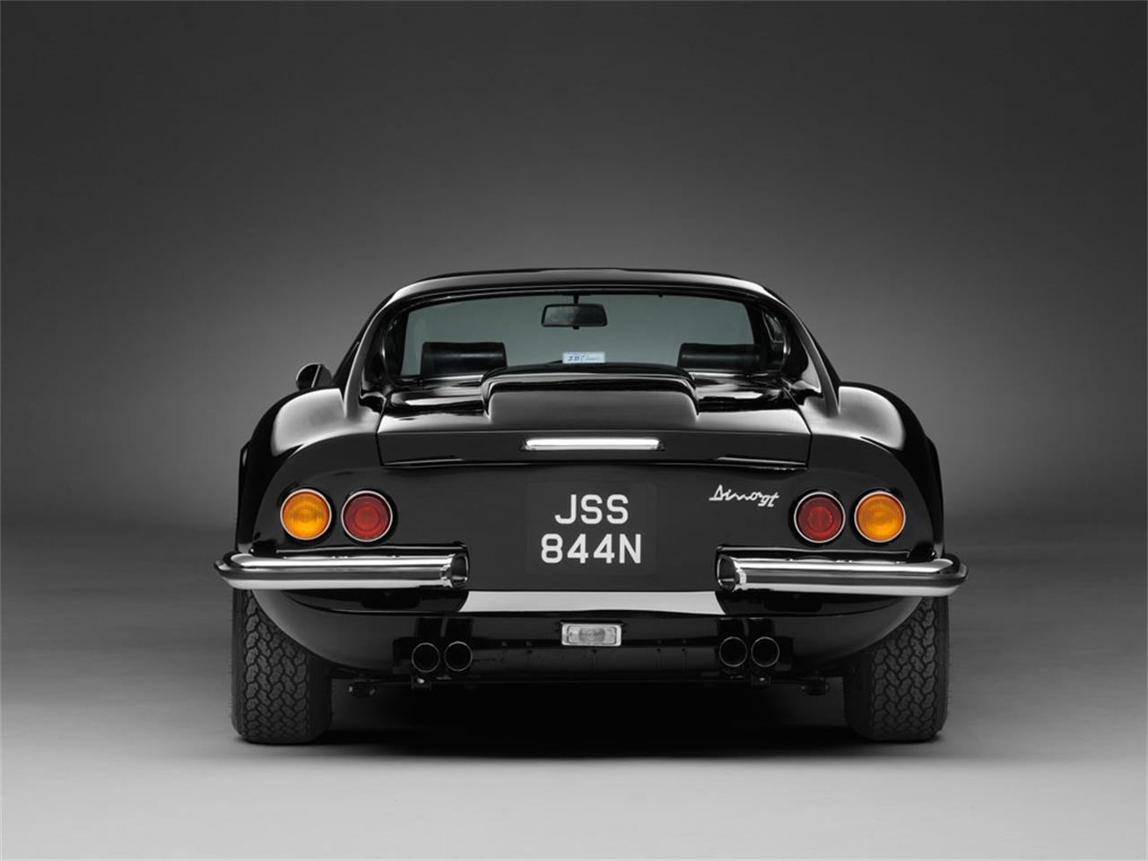 1973 Ferrari Dino 246 GTS LHD E Series for Sale | ClassicCars.com | CC-880448