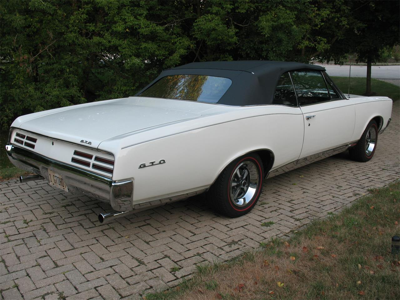 1967 Pontiac GTO (CC-884568) for sale in kildeer, Illinois