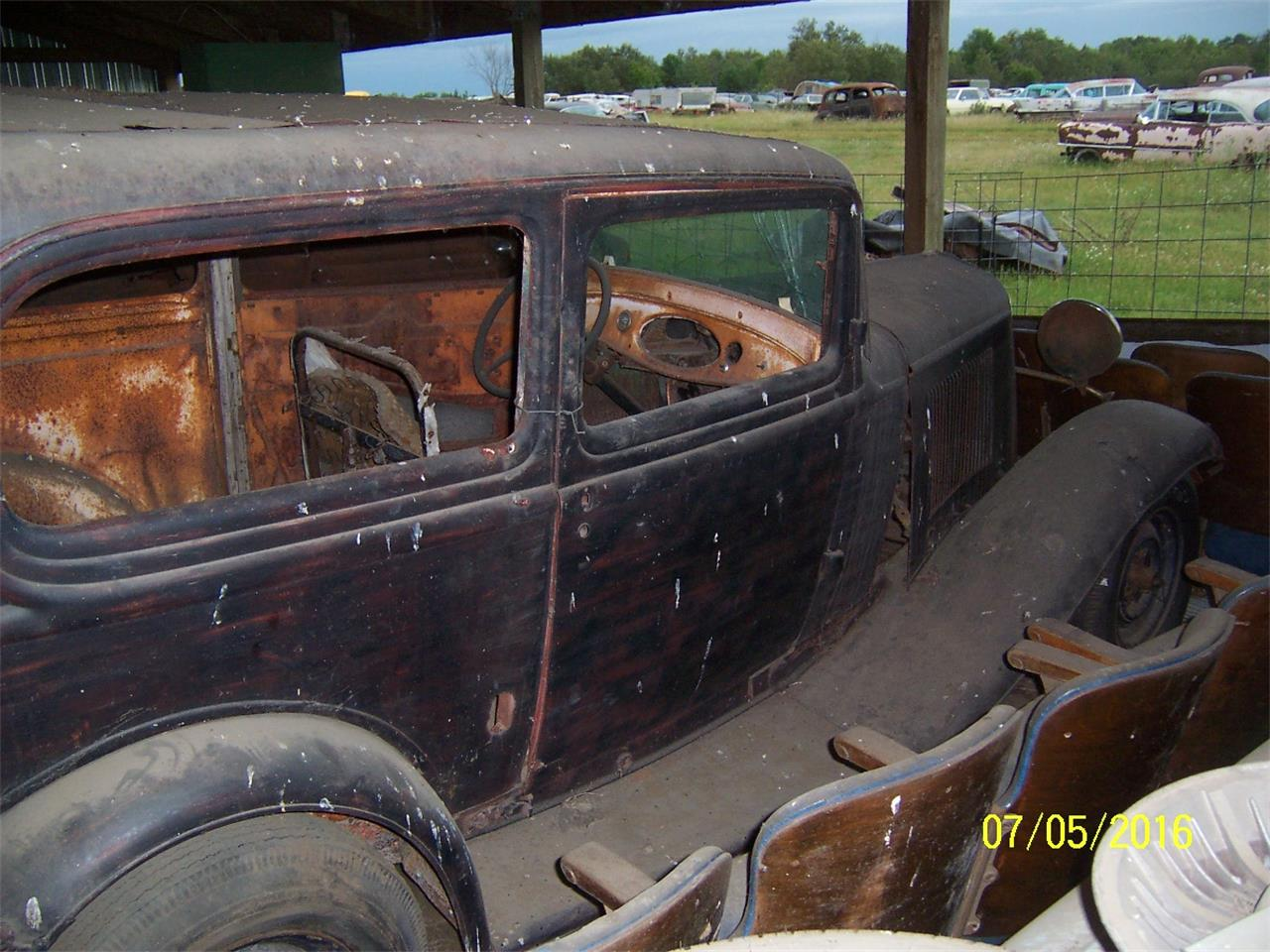 1932 Ford Tudor (CC-885177) for sale in Parkers Prairie, Minnesota