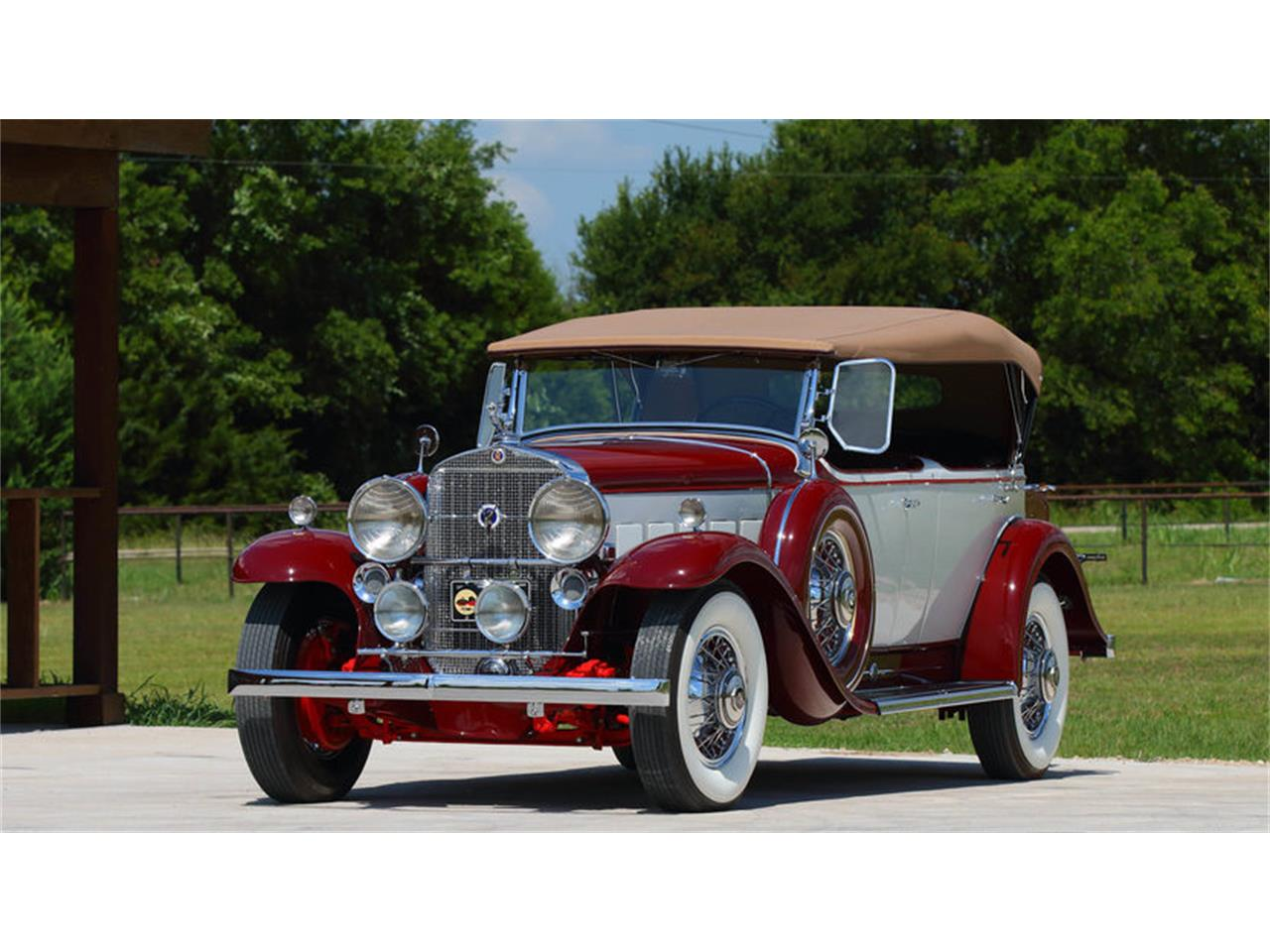 1931 Cadillac Series 370 for Sale | ClassicCars.com | CC ...