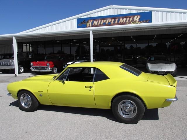1967 Chevrolet Camaro (CC-886341) for sale in Blanchard, Oklahoma