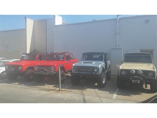 1969 Ford Bronco (CC-886622) for sale in San Diego, California