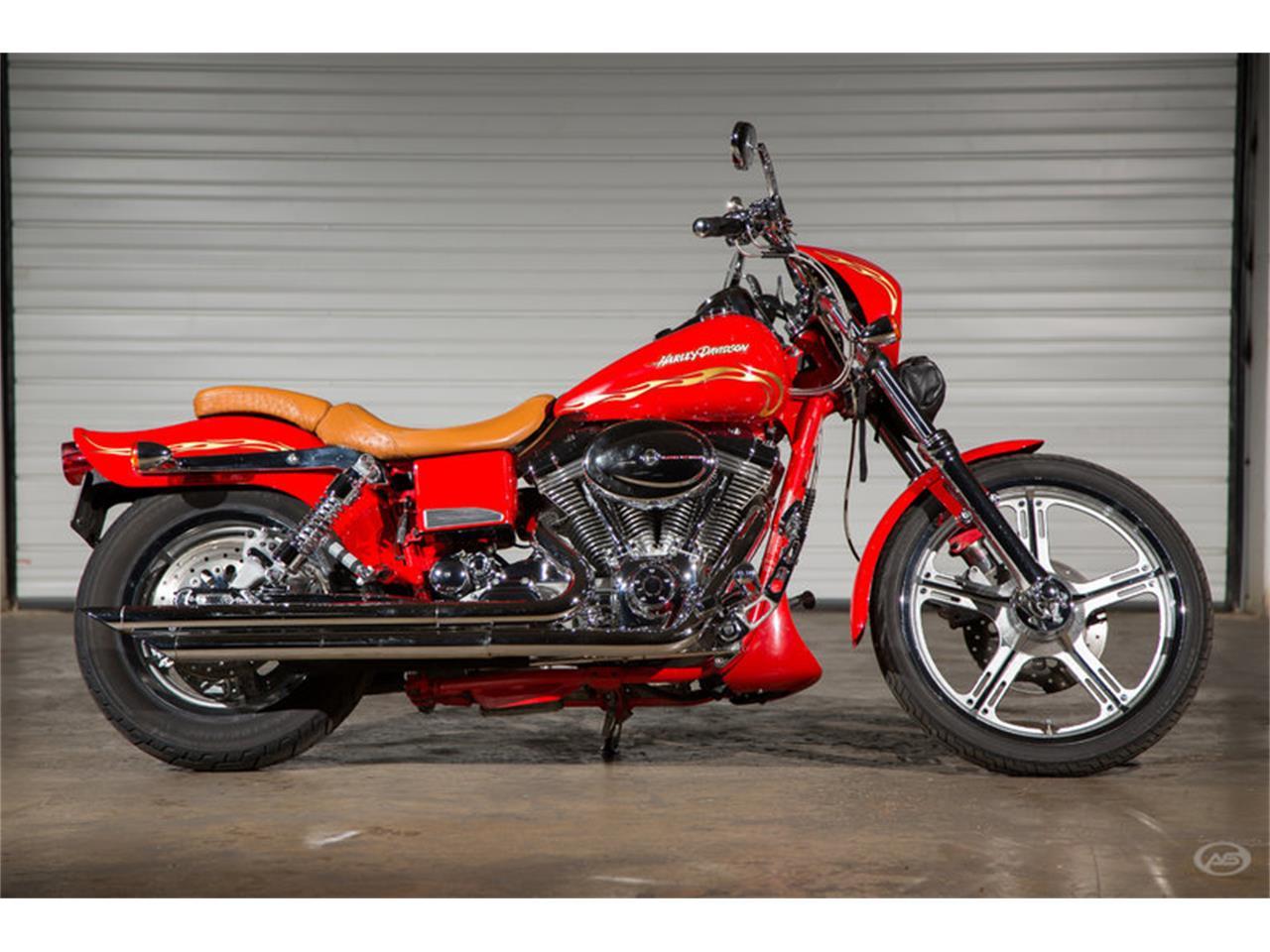 2001 Harley Davidson Fxdwg2 Wide Glide Cvo Switchblade For Sale Classiccars Com Cc 886778