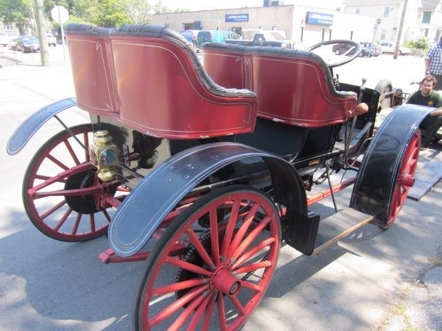 1908 Tudhope McIntyre 4 passenger surrey (CC-886809) for sale in Stratford, Connecticut