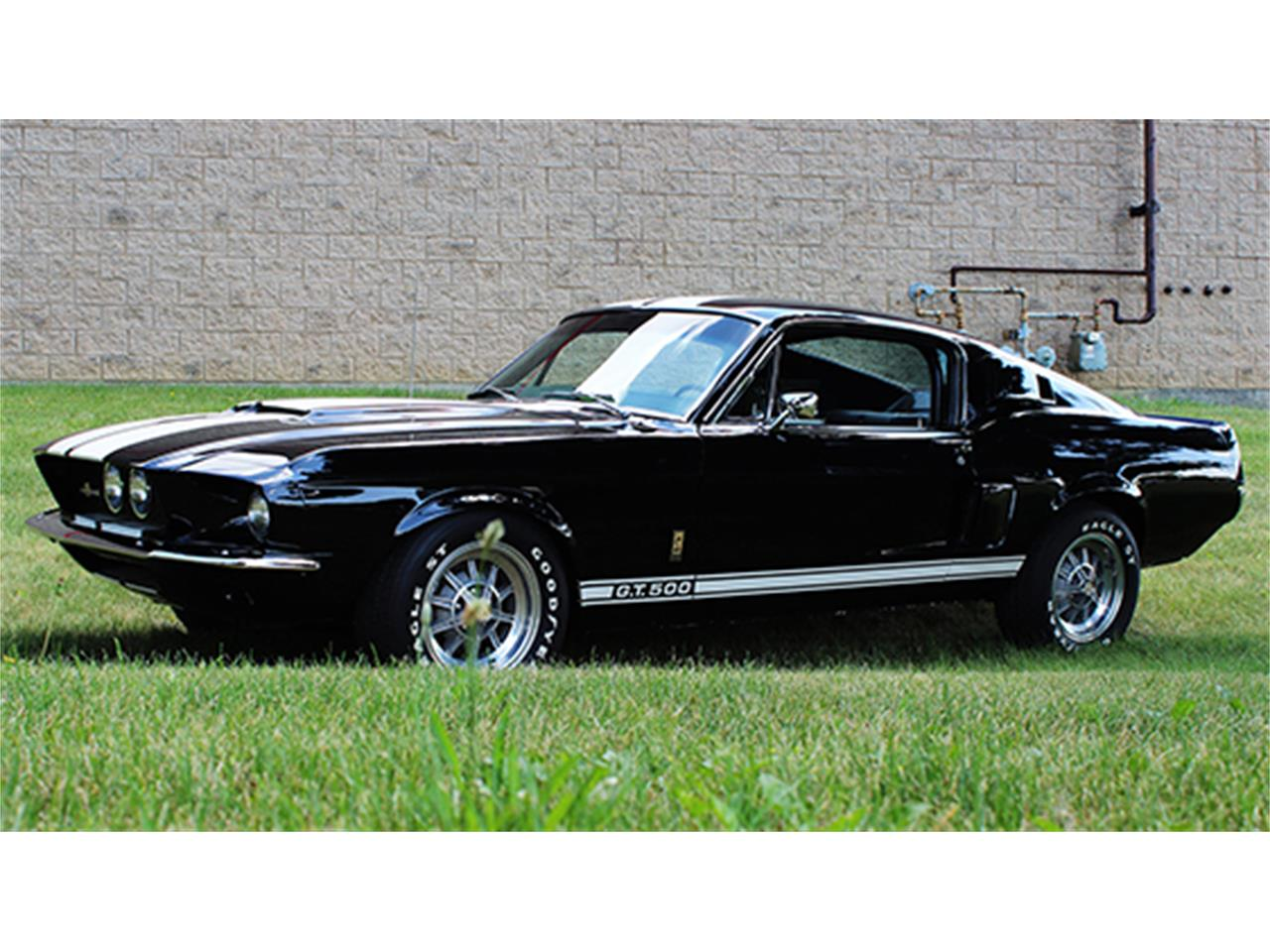 1967 Ford Mustang Fastback S-Code Shelby Tribute for Sale | ClassicCars.com | CC-886873