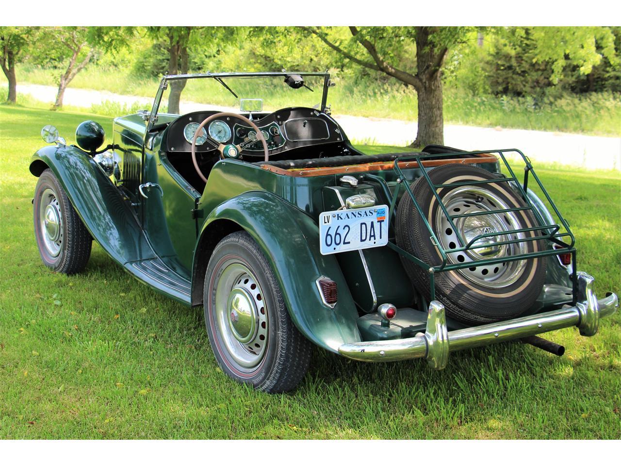 1951 MG TD for Sale | ClassicCars.com | CC-887215