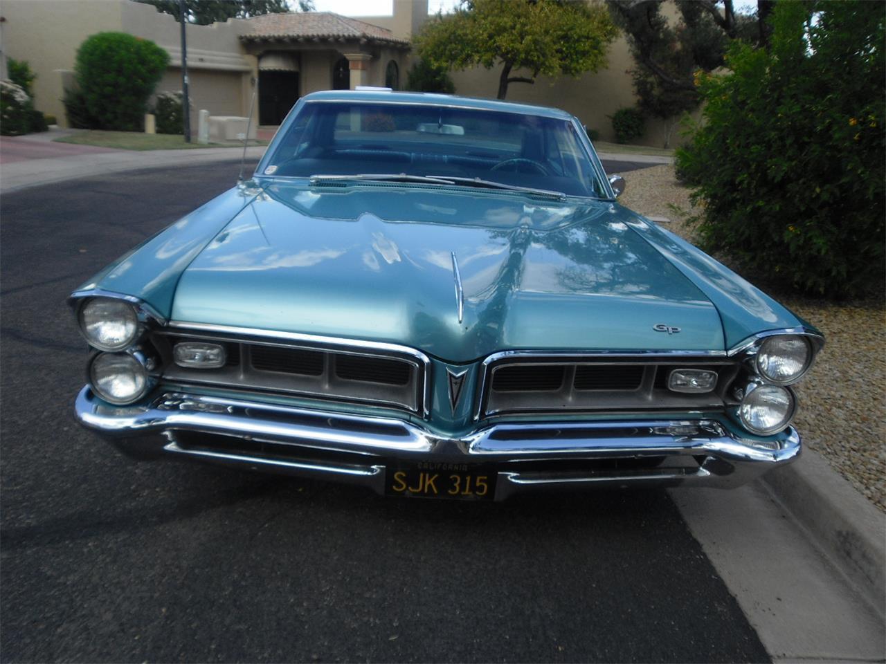 1965 Pontiac Grand Prix For Sale Classiccars Com Cc 887346
