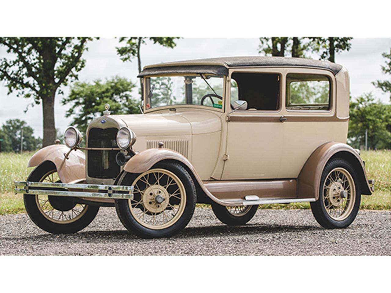 1928 Ford Model A Tudor Sedan For Sale Classiccars Com Cc 887737