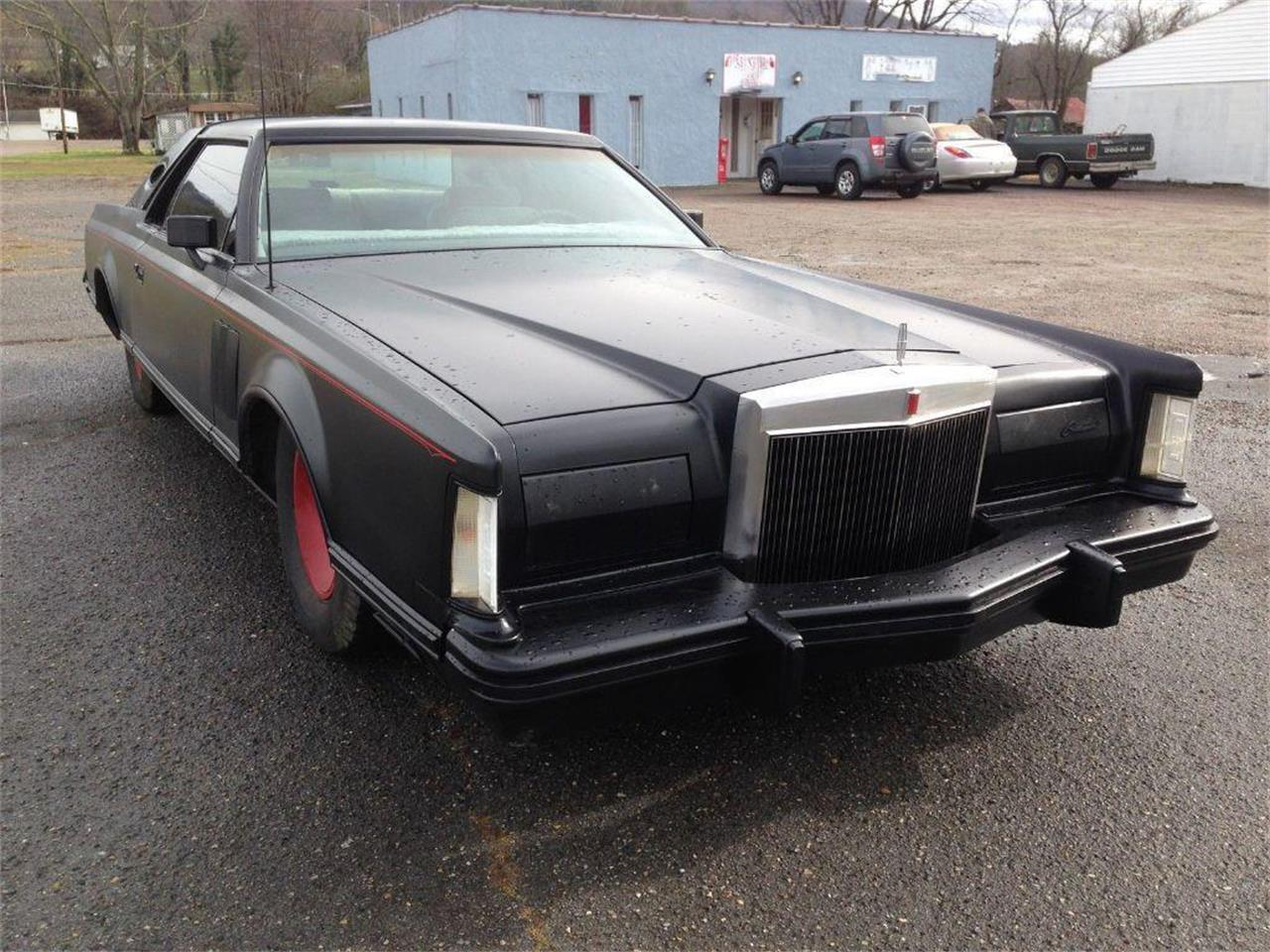 1979 Lincoln Mark V (CC-887994) for sale in Malone, New York