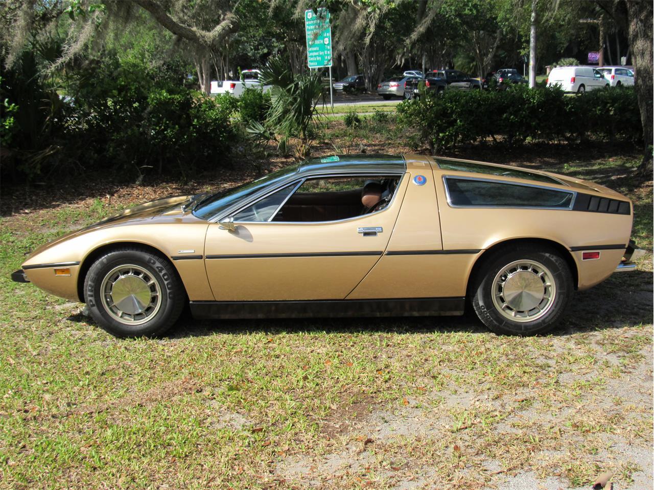 1974 Maserati Bora for Sale   ClassicCars.com   CC-888041