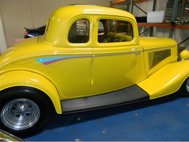1934 Ford Coupe (CC-888069) for sale in Norwalk, California