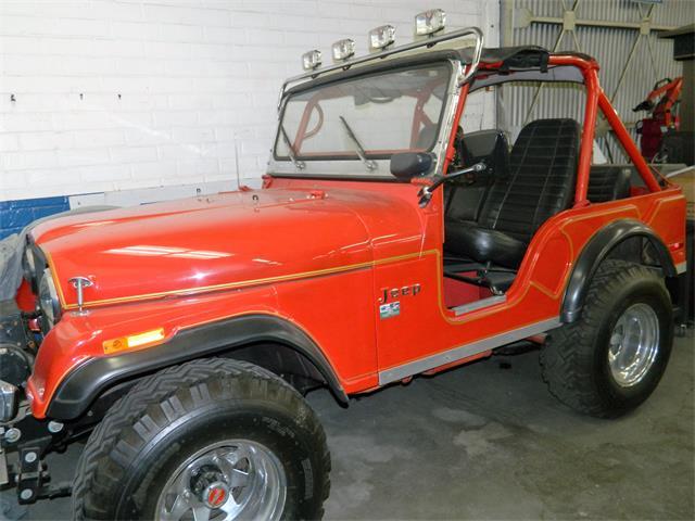 1973 Jeep CJ5 (CC-888074) for sale in Norwalk, California