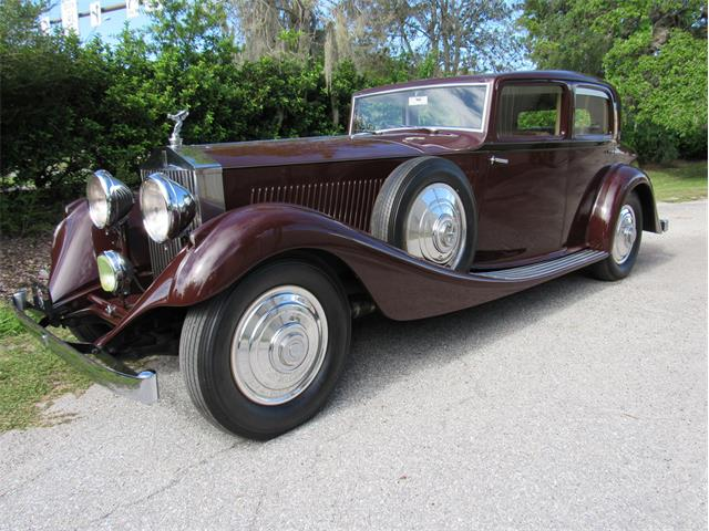 1933 Rolls-Royce Phantom II (CC-888085) for sale in Sarasota, Florida
