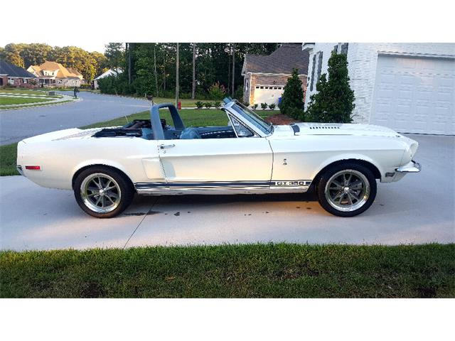 1968 Ford Mustang (CC-888239) for sale in Greenville, North Carolina