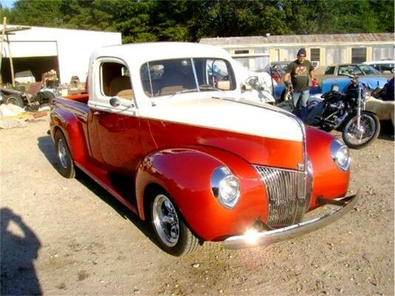 1940 Ford Custom (CC-888546) for sale in Gray Court, South Carolina