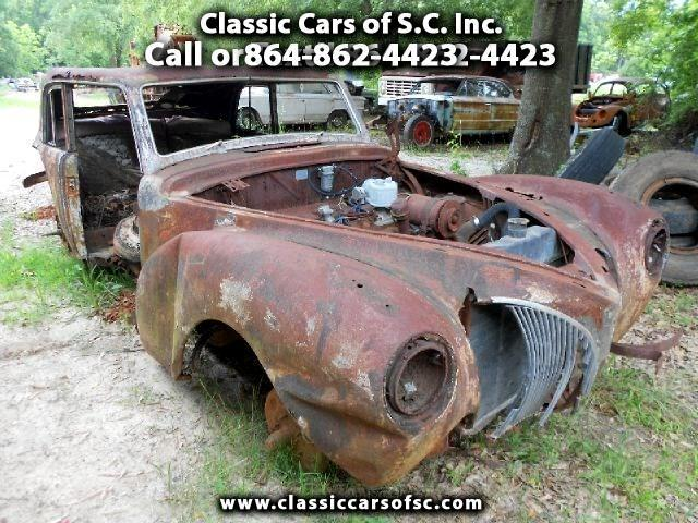 1941 Lincoln Continental (CC-888550) for sale in Gray Court, South Carolina