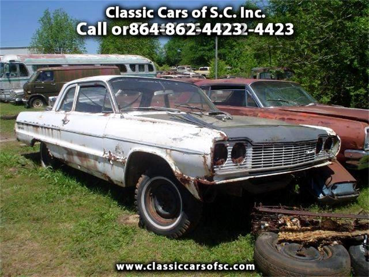 1964 Chevrolet Bel Air (CC-888553) for sale in Gray Court, South Carolina