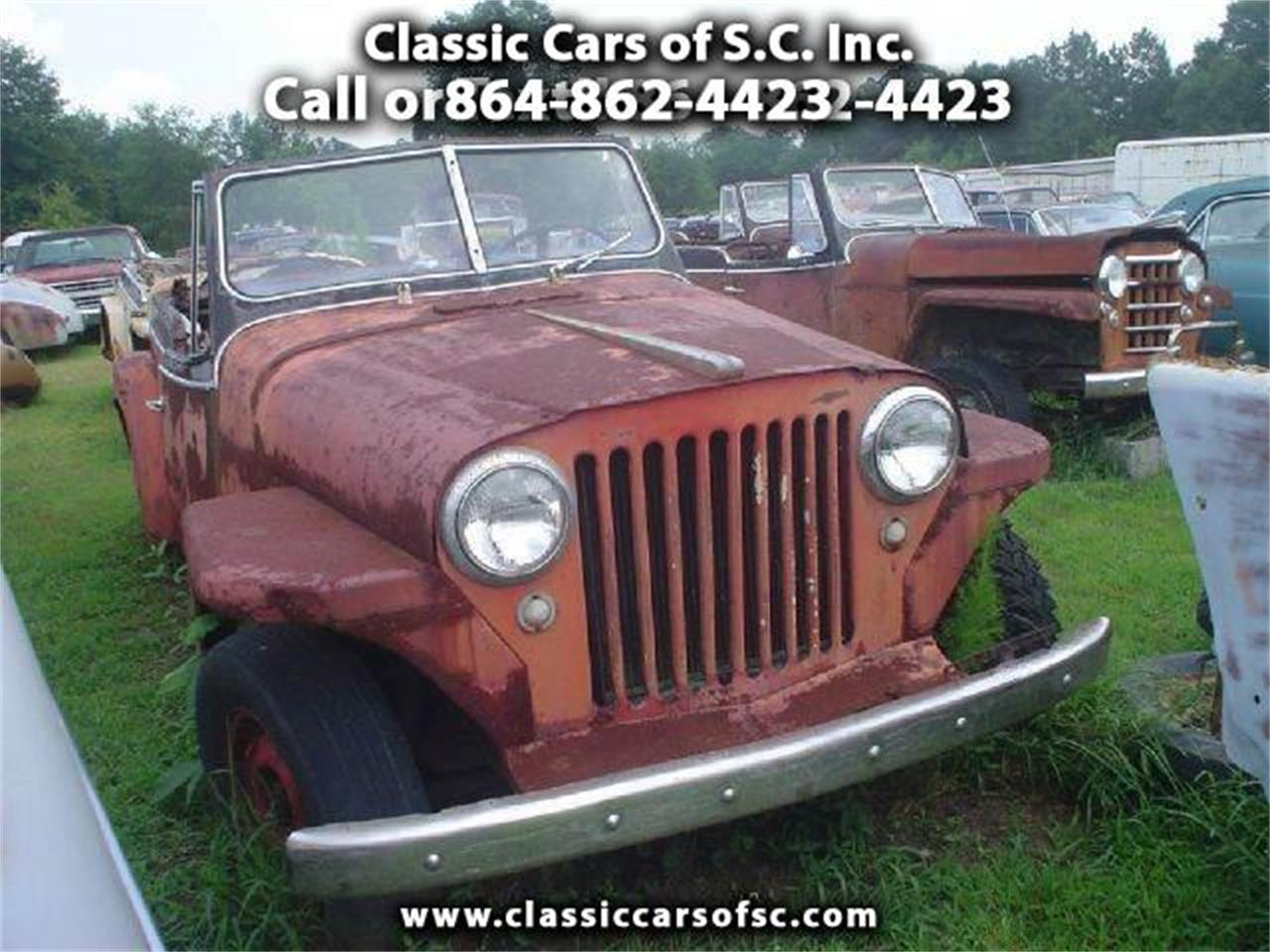 1949 Willys Jeep (CC-888568) for sale in Gray Court, South Carolina