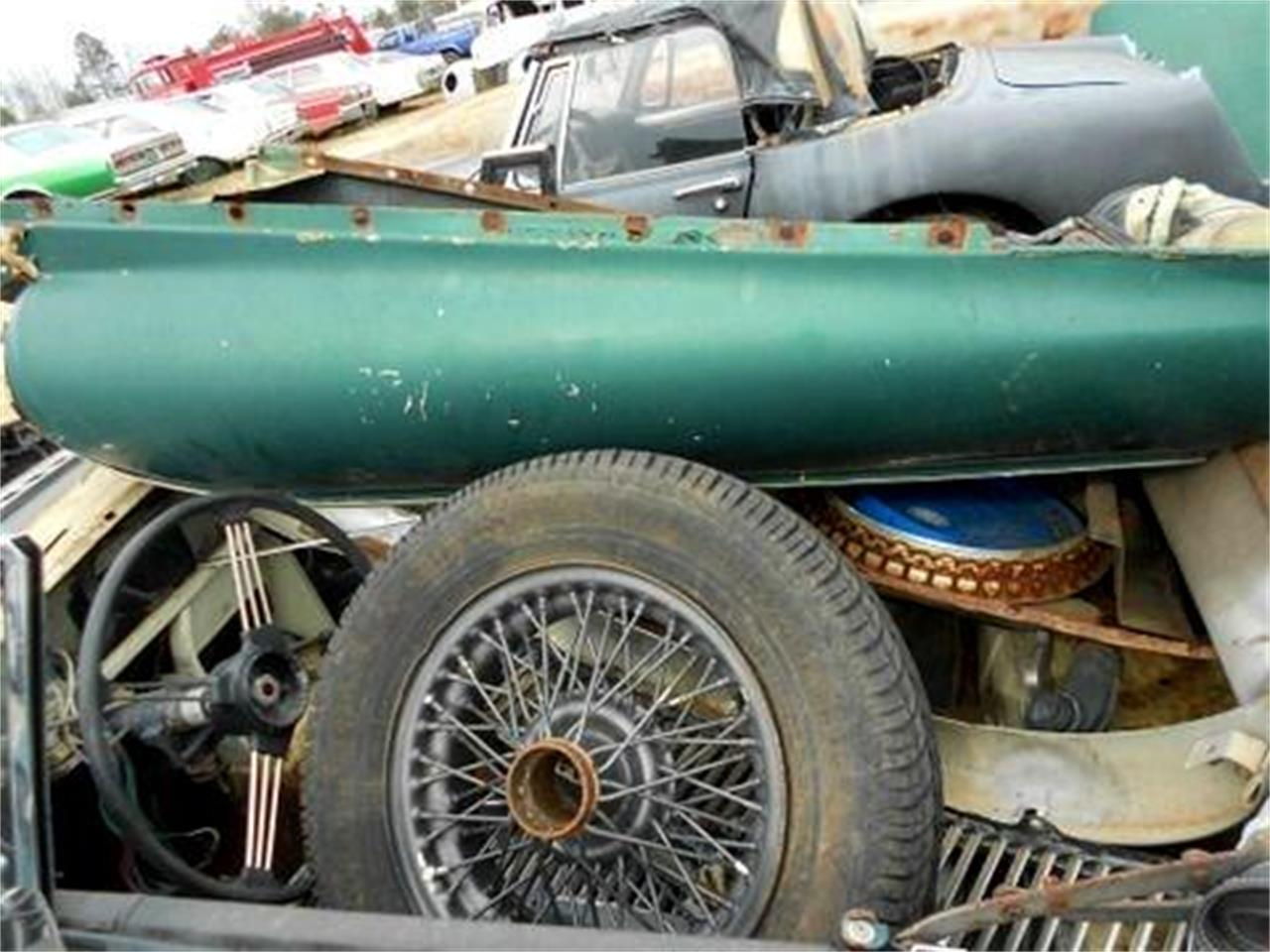 1968 MG MGB (CC-888626) for sale in Gray Court, South Carolina