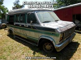 1991 Ford E150 (CC-888639) for sale in Gray Court, South Carolina