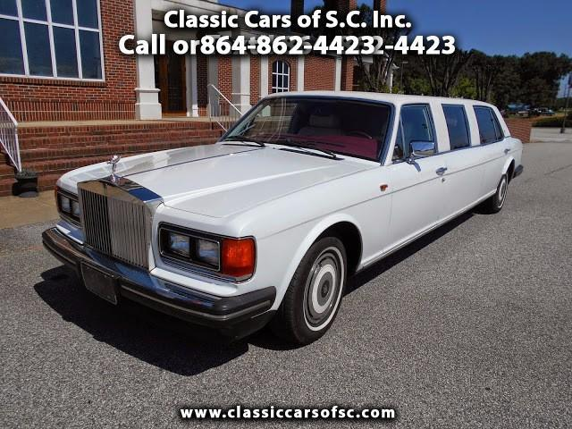 1989 Rolls-Royce Silver Spur (CC-888640) for sale in Gray Court, South Carolina