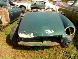 1968 MG MGB (CC-888660) for sale in Gray Court, South Carolina