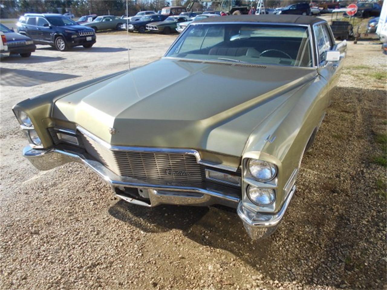 1968 Cadillac DeVille for Sale | ClassicCars.com | CC-888661