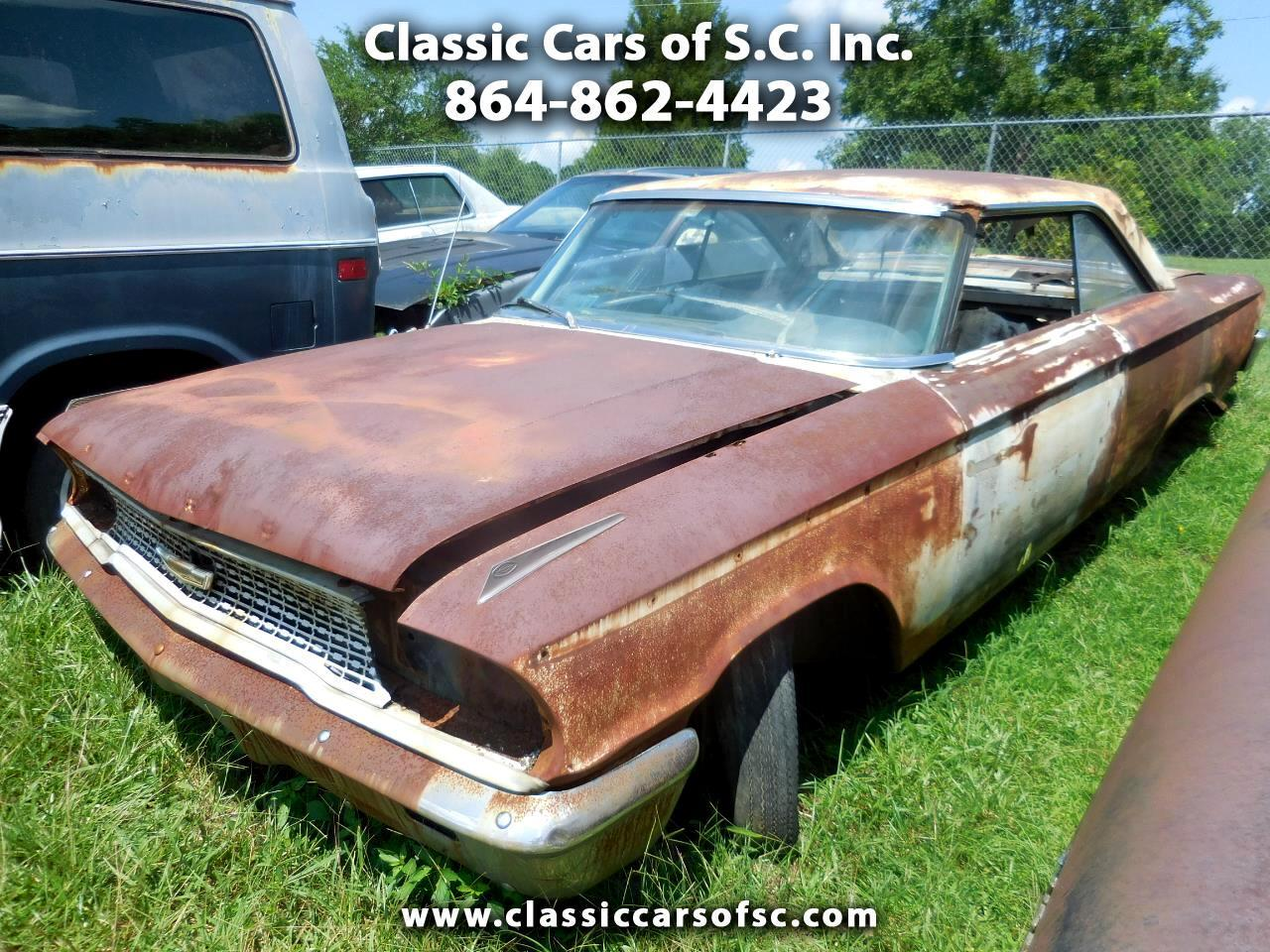 1963 Ford Galaxie 500 (CC-888678) for sale in Gray Court, South Carolina
