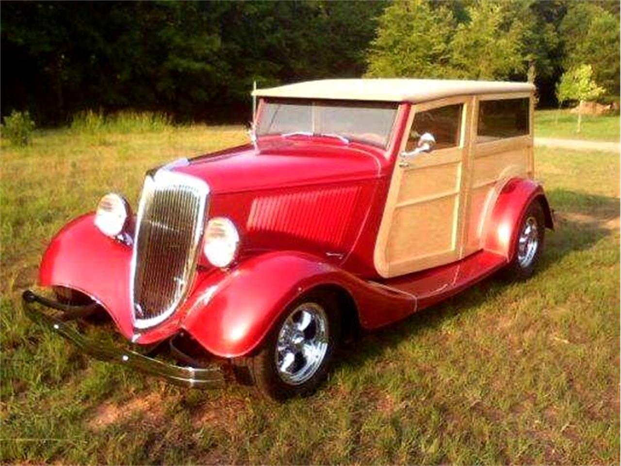 1934 Ford Woody Wagon (CC-888690) for sale in Gray Court, South Carolina