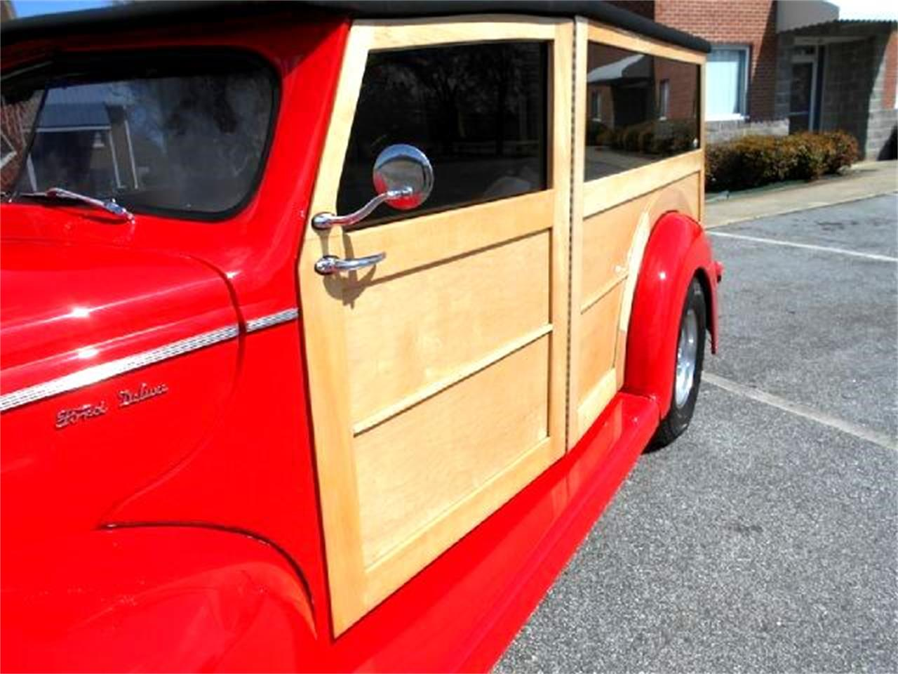 1940 Ford Woody Wagon (CC-888692) for sale in Gray Court, South Carolina