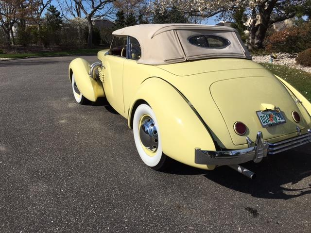 1936 Cord Phaeton (CC-880882) for sale in East Islip, New York