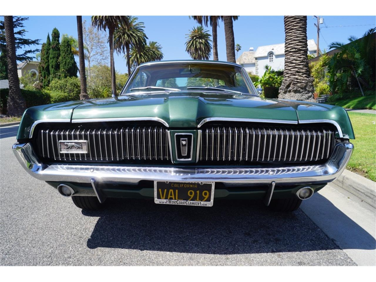 1967 Mercury Cougar XR7 (CC-888820) for sale in Santa Monica, California