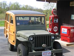 1945 Jeep Willys (CC-889062) for sale in Northfield, Massachusetts