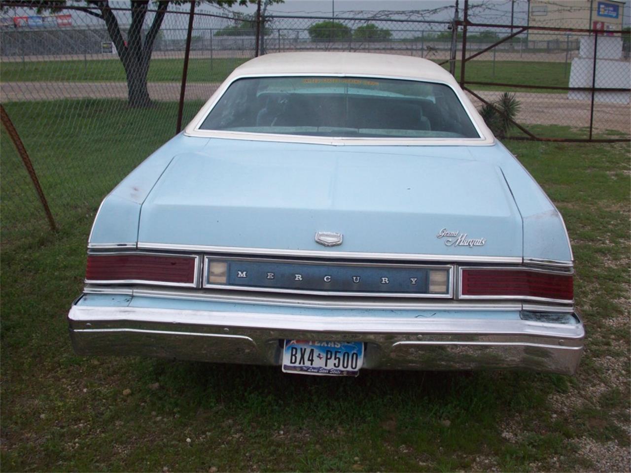 1978 Mercury Grand Marquis (CC-889157) for sale in Denton, Texas