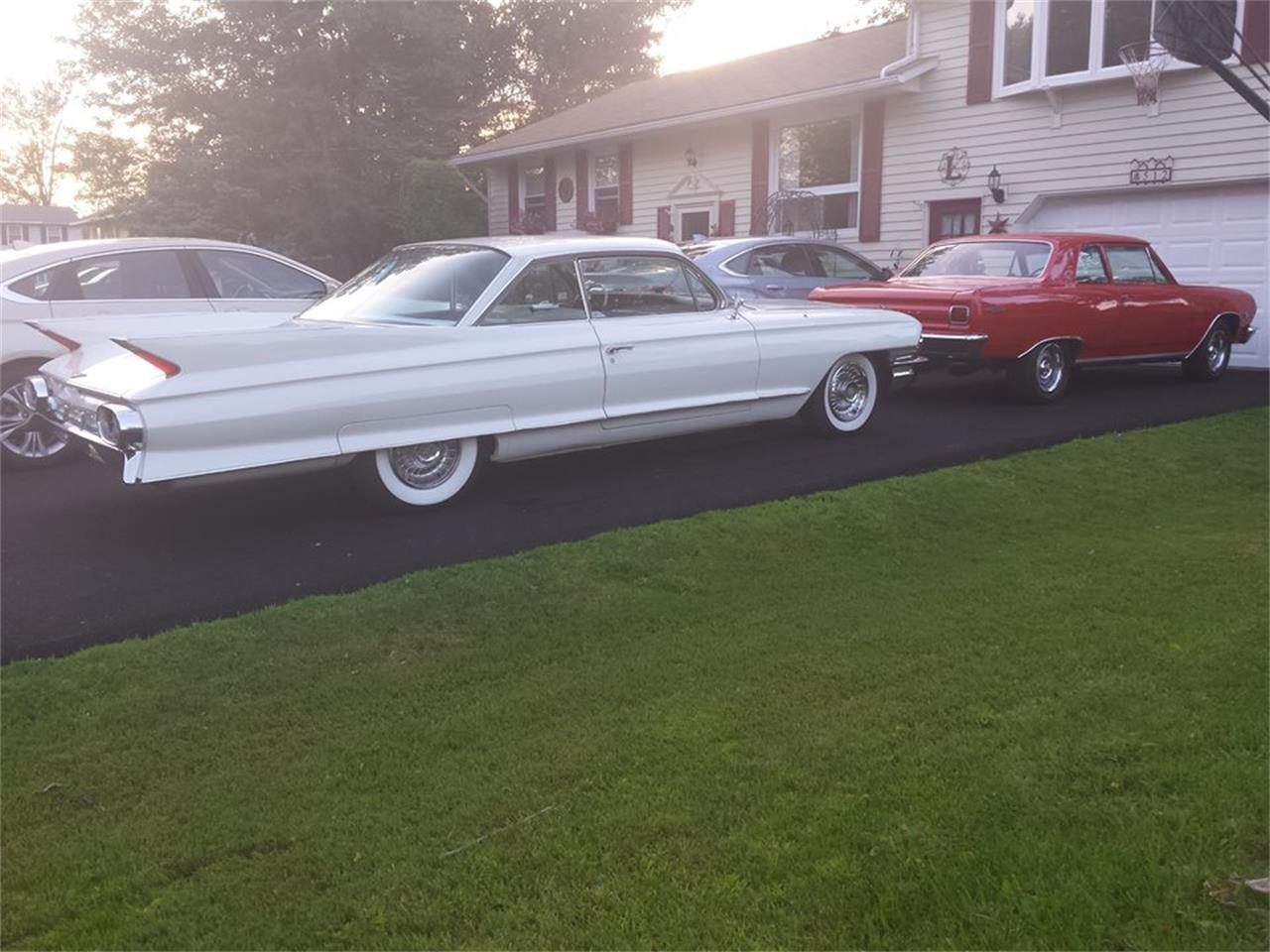 1961 Cadillac DeVille (CC-889168) for sale in Syracuse, New York
