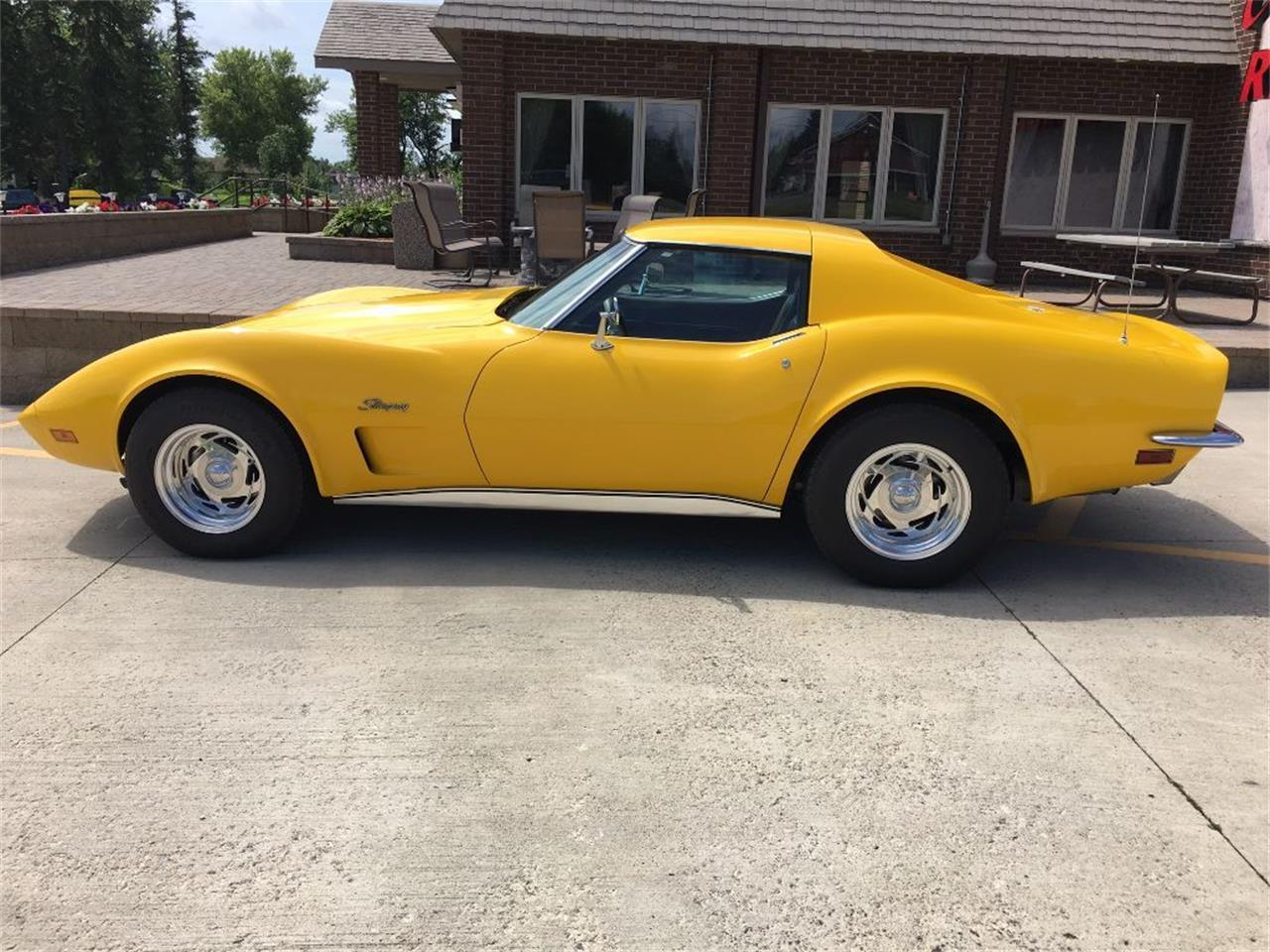 1973 Chevrolet Corvette (CC-889506) for sale in Annandale, Minnesota