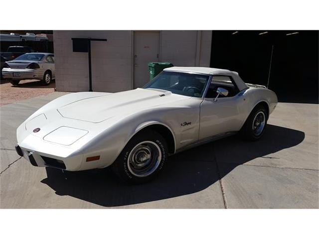 1975 Chevrolet Corvette (CC-889625) for sale in Sedona, Arizona